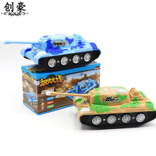 цены Electric Tank Tactical Vehicle Main Battle Military Main Battle Tank Model Sound Electric Music Universal Light Tank Hobby Toys