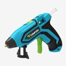 Youpin Tonfon מקורי 3.6V אלחוטי חם דבק רובים מובנה 2000mah USB Rechargable להמיס דבק רובים ערכות עם 10/20 דבק מקלות