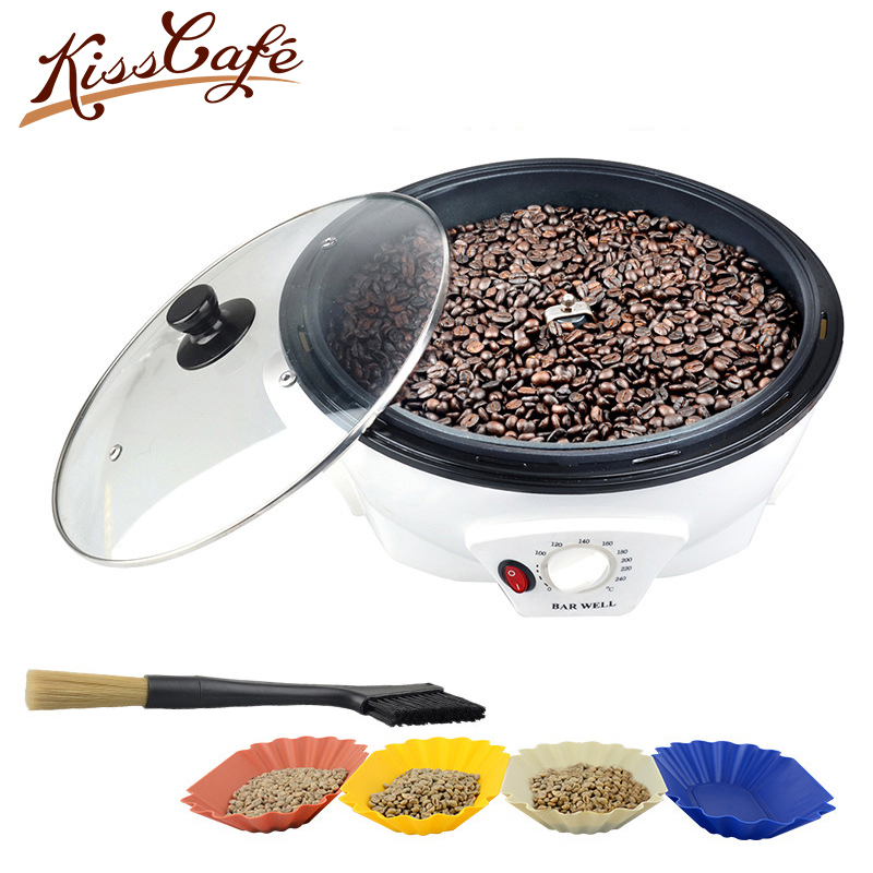 Coffee Roasting Machine Household Mini Coffee Bean Baking Machine Coffee Shop Fried Beans Machine Baking Peanut Corn Melon