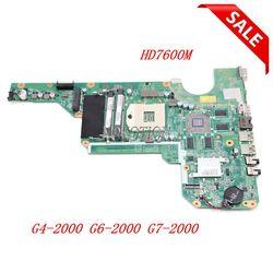 NOKOTION laptop płyta główna do HP G4 G4-2000 G6 G6-2000 G7 G7-2000 HM76 7600M GPU DA0R33MB6F1 680569-501 680569-001 680570-001