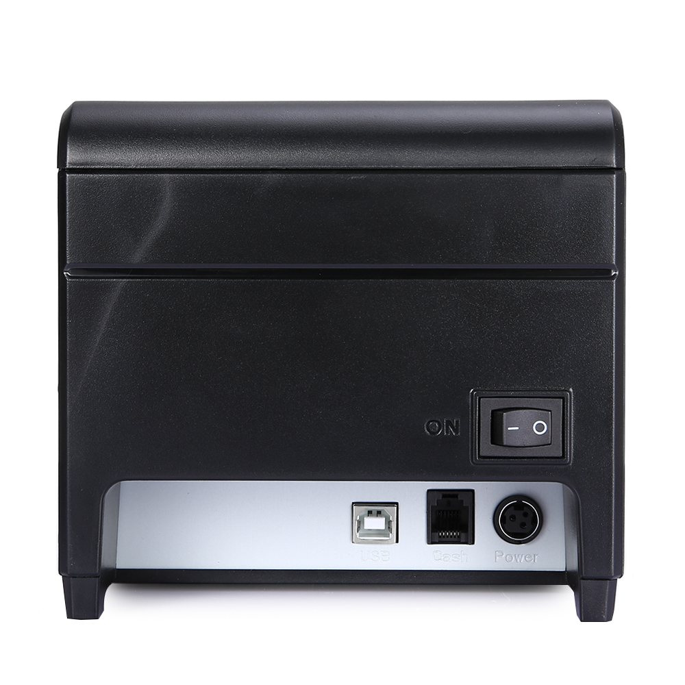HOIN HOP E801 USB / Bluetooth Thermal Receipt Printer 300mm/s Wired ...