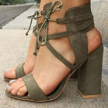 30575929 Gran tamaño 34-43 zapatos de mujer de moda 2019 vestido zapatos rebaño tobillo  Correa