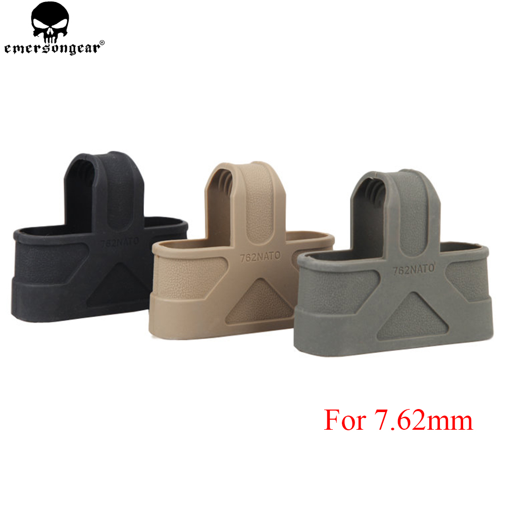3pcs Tactical 7.62 NATO Cage Fast Mag Rubber Loops for Hunting Airsoft Mag UK