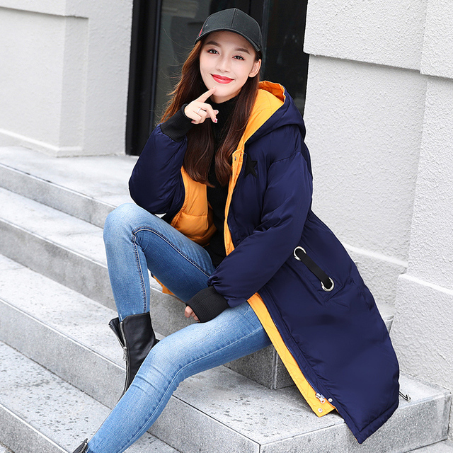 Female Winter Jacket 2018 Very Warm Winter Coats Hooded Jacket ...