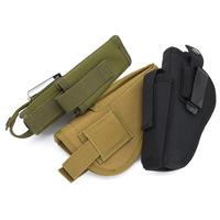 Hunting Pouches Military Shot Gun Holster Tactical Buttstock Cheek Rest Ammo Carrier Case Arms Gear Rifle
