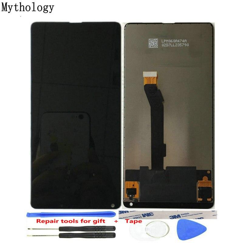 Per Xiao mi mi x 2 mi mi x2 sostituire il touch screen Display Snapdragon 835 Octa Core 5.99 Fhd LCD Del Telefono Mobile MitologiaPer Xiao mi mi x 2 mi mi x2 sostituire il touch screen Display Snapdragon 835 Octa Core 5.99 Fhd LCD Del Telefono Mobile Mitologia