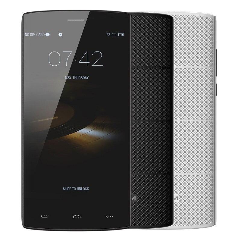 New Original HOMTOM HT7 Android 5.1 MTK6580 1G RAM 8G ROM 1280x720 5.5 Pouce HD 8.0MP Wifi GPS WCDMA En Stock Smart Mobile Téléphone