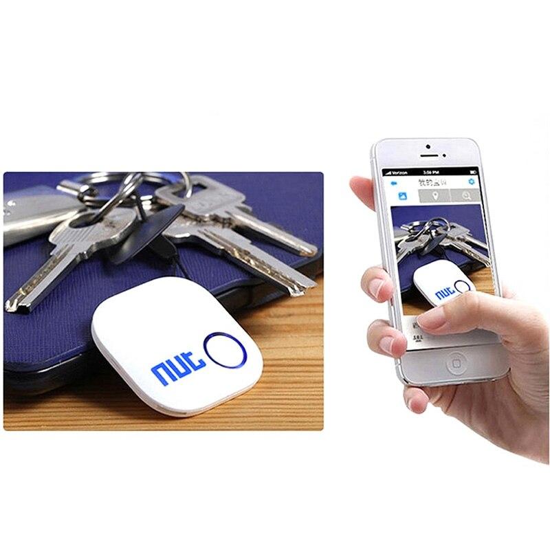 Wireless Smart Finder Bluetooth Mini GPS Locator Alarm Tracker Child Pet Keys Wa