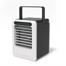 цены на usb mini air conditioner fan Personal Evaporative portable Air Cooler Humidifier Quick Easy Way to Cool Any Space Home Office  в интернет-магазинах