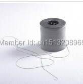 TM9820:0.25mm *5000m  double side reflective thread. 100% polyester class2 reflective  yarn for Hand knitting clothes полочка для мобильного телефона tatkraft mega lock