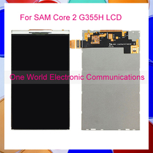 Good Work Tested For Samsung Galaxy Core 2 SM-G355H G355 G3559 LCD Screen Display Replacement [Tracking Code] [Free Shipping]