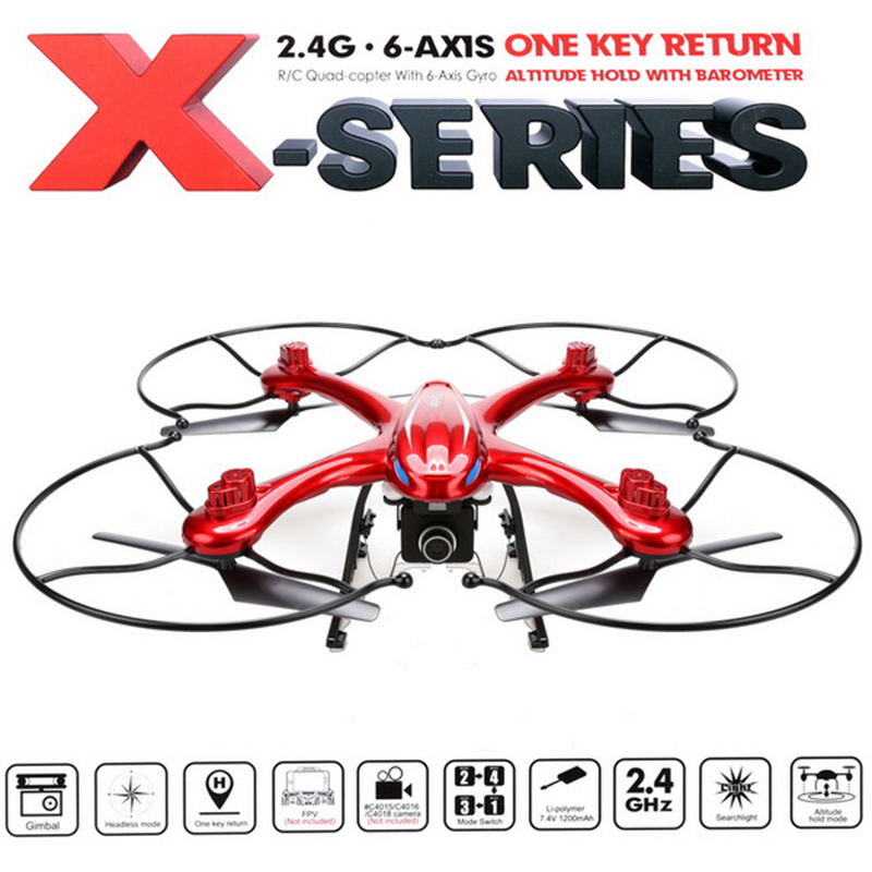 все цены на Original MJX X102H RC Quadcopter Drone with C4018 720P Aerial Camera 2.4GHz 4CH 6-Axis Gyro FPV With LED Night Lights онлайн