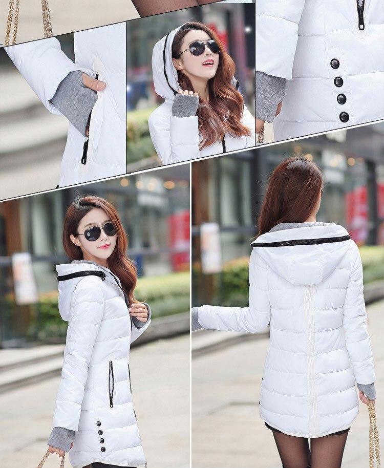 HTB1 79FkS8YBeNkSnb4q6yevFXaq 2019 women winter hooded warm coat plus size candy color cotton padded jacket female long parka womens wadded jaqueta feminina