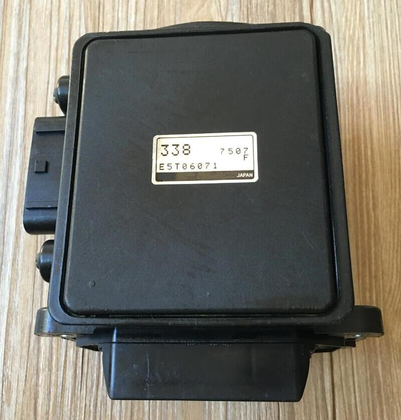 1pc original mass air flow meters E5T06071 MD357338 maf sensors suitable for mitsubishi L400 spacegear 2.4L van 2004'
