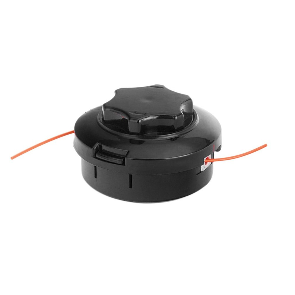 цены 1pc Nylon Grass Trimmer Head for Petrol Brush Cutter Grass Trimmer Lawn Mower Gasoline Engine Garden Tools Easy To Coil Sale