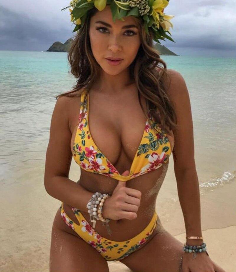 Бикини гавайские девушки фото