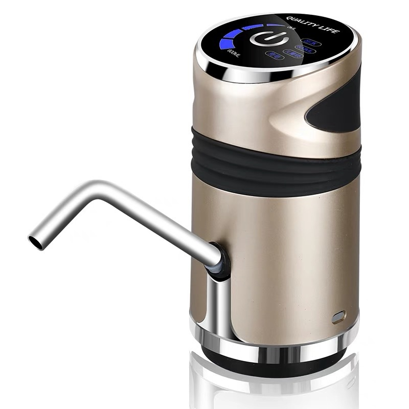 Desktop USB Charging Automatic Water Dispenser for Bottled Water Pump Pure Bucket Water Drinking Machine Absorber