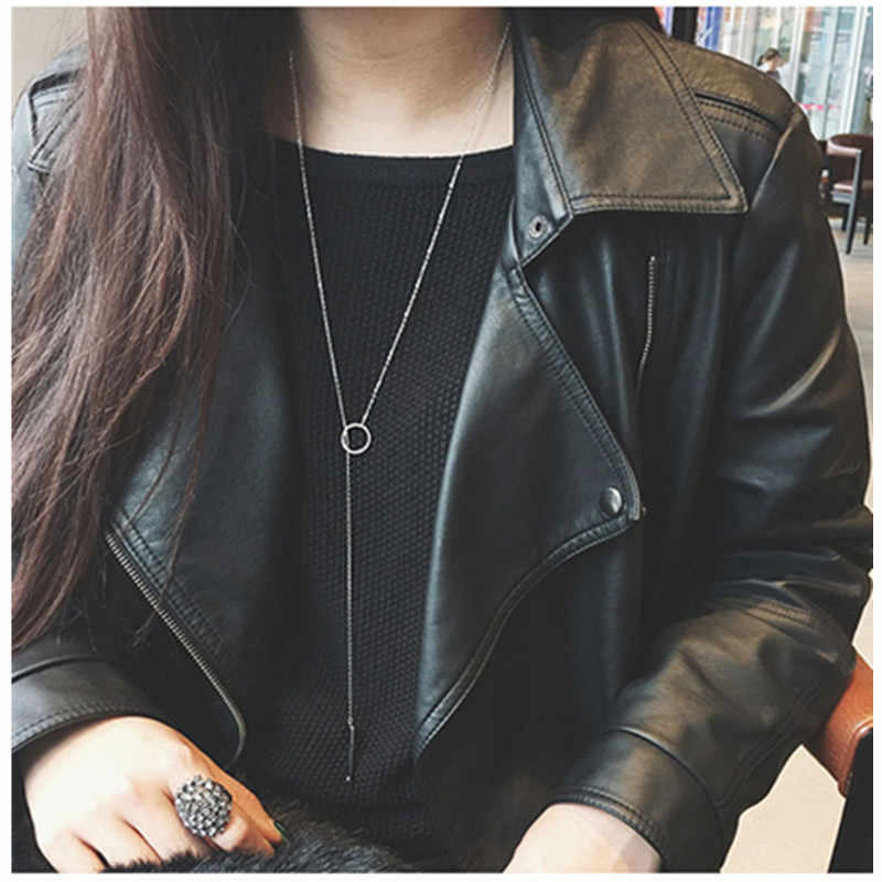 H26 Free Shipping New Fashion Heart Leaf Moon Pendant Necklace Crystal Necklace Women Holiday Beach Statement Jewelry Wholesale