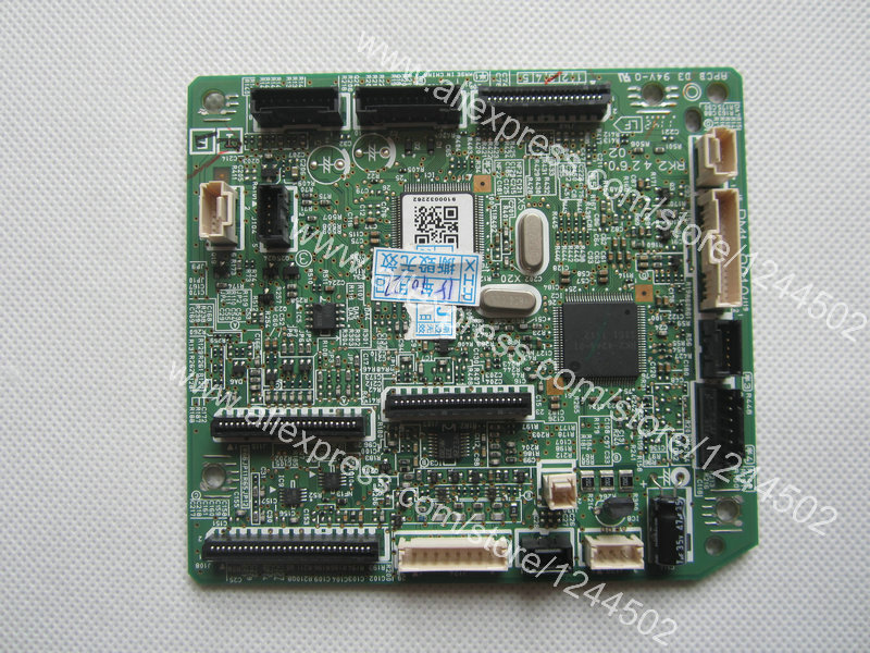 New control panel assembly for HP PRO200 M276N RM1-9010 rm1 2337 rm1 1289 fusing heating assembly use for hp 1160 1320 1320n 3390 3392 hp1160 hp1320 hp3390 fuser assembly unit