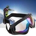 Сноуборд Мотоцикл Пыле Солнцезащитные Очки Лыжные Очки UV400 Анти-туман Спорта На Открытом Воздухе Ветрозащитный Очки Очки Бесплатная Доставка