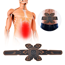USB Rechargeable Muscle Stimulator Belt EMS Abdominal Muscle