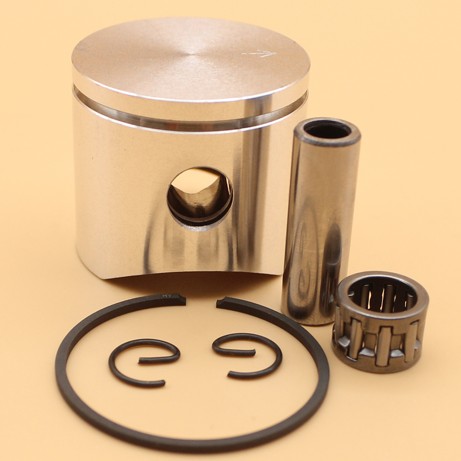 38mm Piston Pin Bearing Circlip Kit For HUSQVARNA 36 136 LE 137 E 142 E Jonsered 2036 Chainsaw Engine Motor Parts
