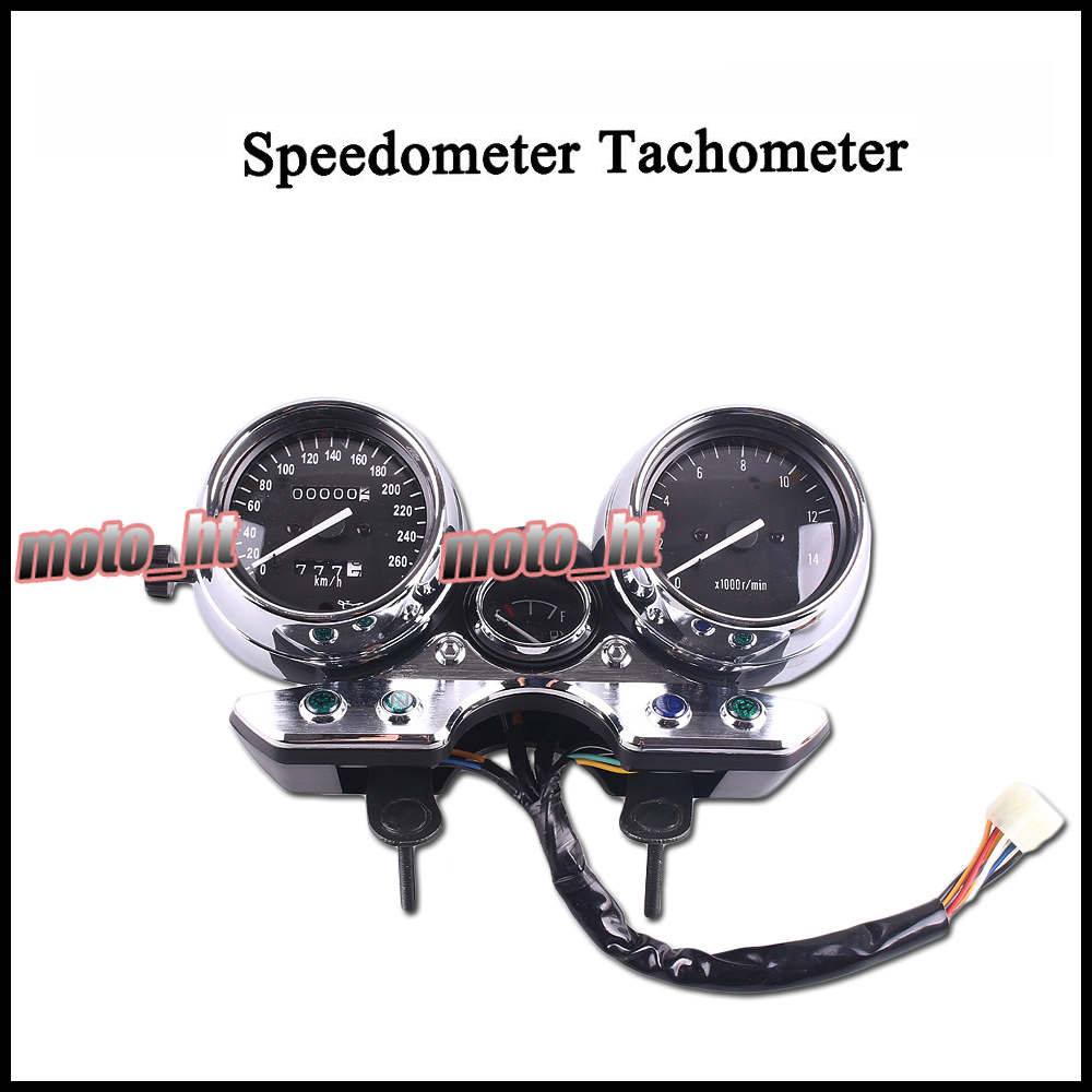 Speedometer Tachometer Tacho Gauge Instruments For SUZUKI GSX 750 1997 1998 1999 2000 2001 2002 motorcycle gauge cluster speedometer for honda cb600 hornet 600 1996 2002 1997 1998 1999 2000 2001 hornet600 new