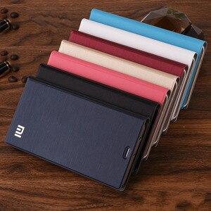 "Image 4 - Funda con tapa para Xiaomi Redmi Note 4, cubierta de cuero con billetera para Xiaomi Redmi Note 4x5,5 ""16G/64G"