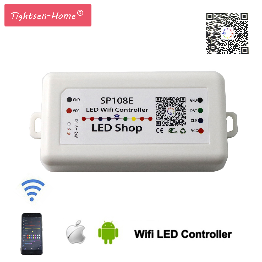 DC5-24V APP Remote WIFI Wireless Remote Precise Control Switch for Android