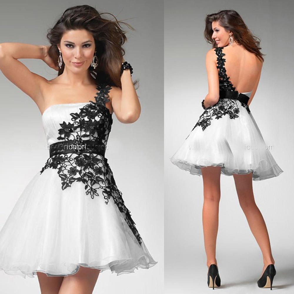 Black And White Semi Formal Dresses Dress Images