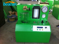 Auto repair lab calibration machine PQ1000 common rail diesel fuel injector test bench equipment 2