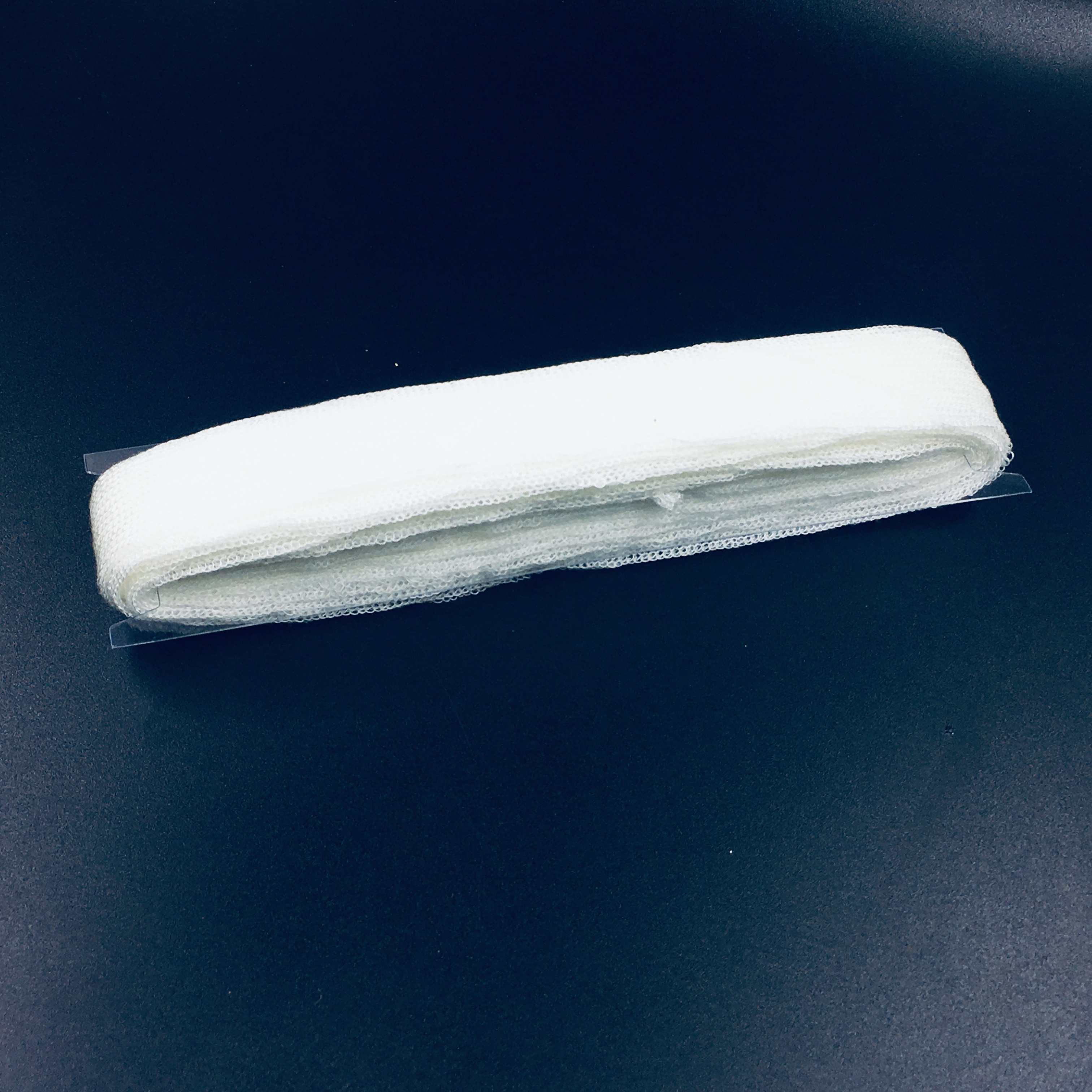 PVA Mesh 5m Strumpf Köder Tasche Wasser Lösen Tasche Für Karpfenangeln