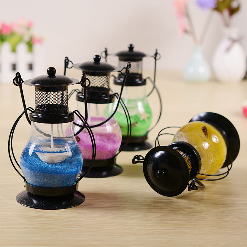 2016 Magic Lamp Candle Restoring Ancient Ways Birthday Gifts Arts And Crafts (Random Color ) TB Sale
