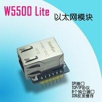 W5500 Module Mini Version SPI Interface Ethernet Module Super W5200 W5100 Ethernet Module