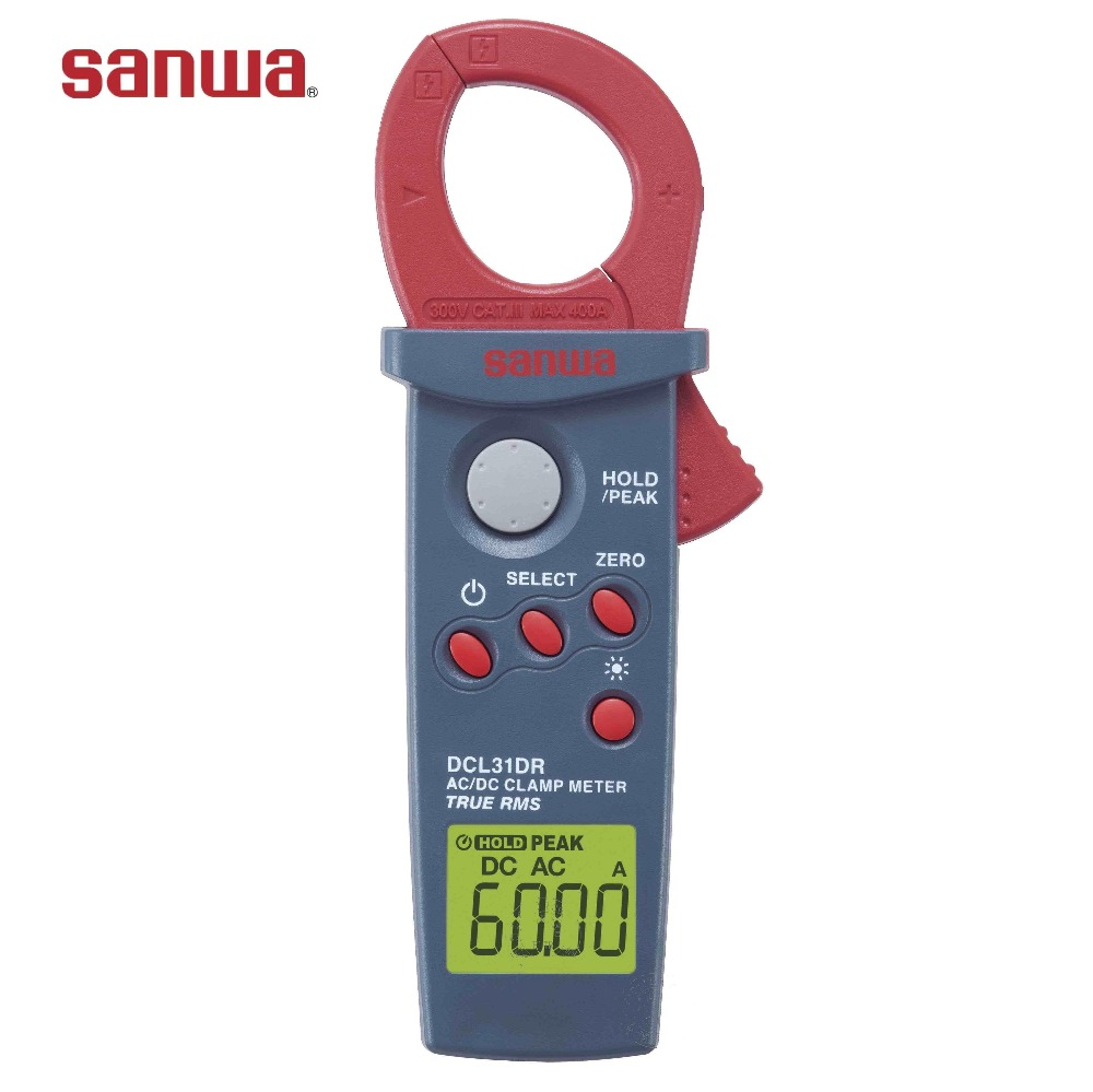 Sanwa Clamp Meter : Sanwa dcl dr clamp meter in multimeters from home
