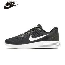Nike LunarGlide 8 Women's Running Shoes 2017 Original Running Shoes Sneakers#843726-001