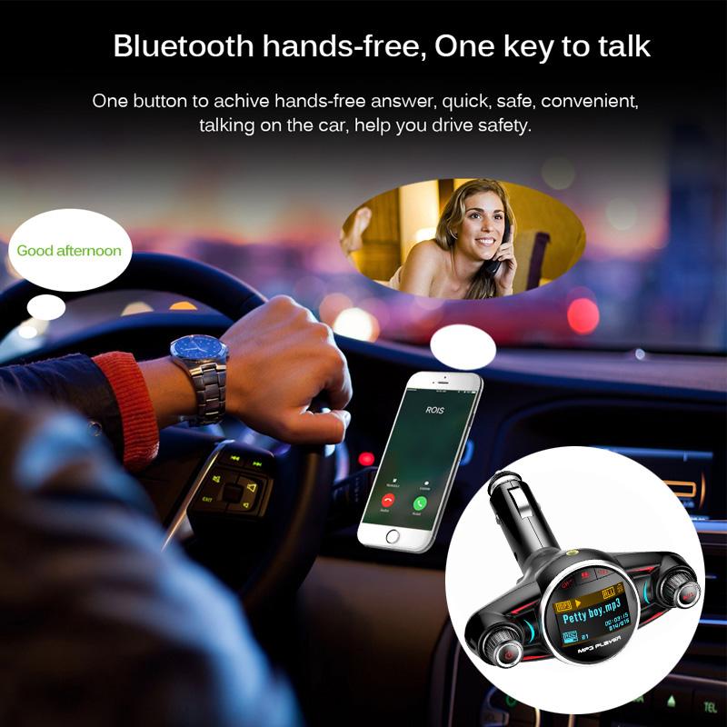 E0551 BT08 Bluetooth Car Kit (8)