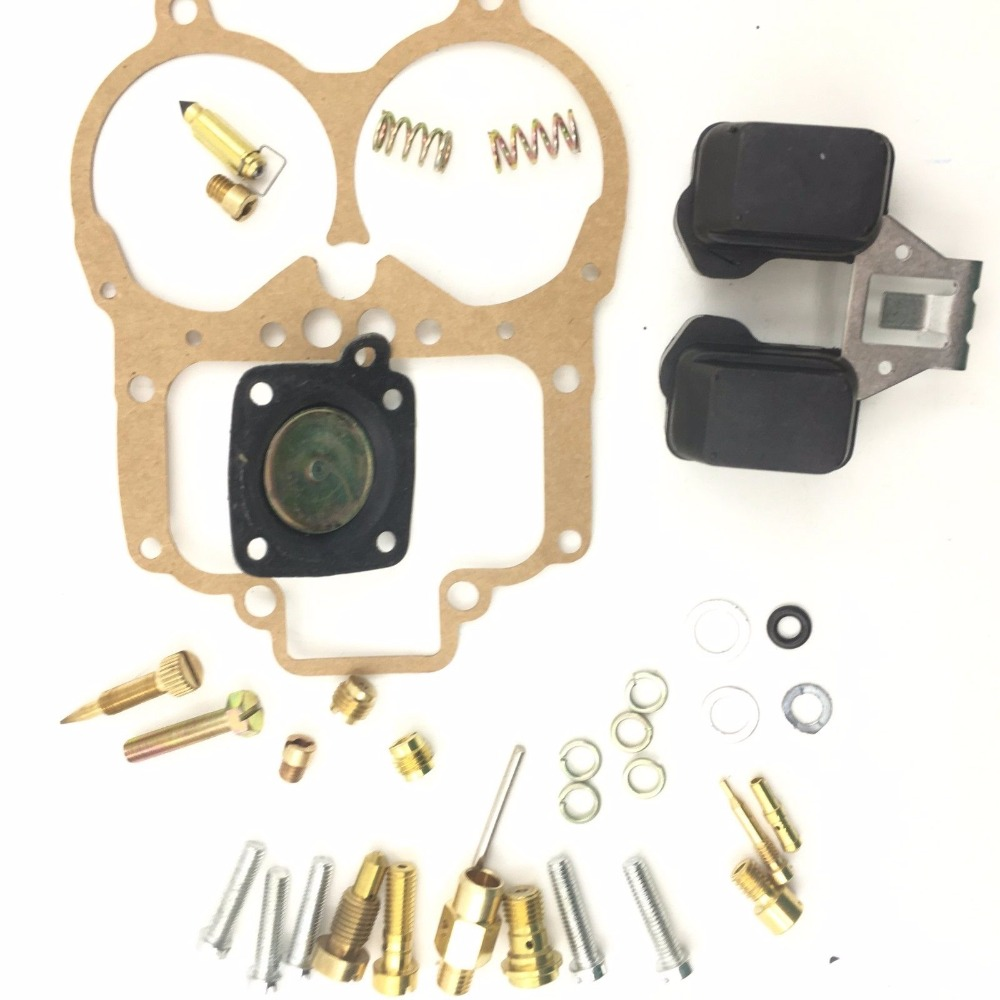 US $44 88 |free shipping Repair Kit (Tune up Kit) for 38 DGES DGAS 38DGV  38/38 WEBER Carb inc  for float-in Carburetor Parts from Automobiles &