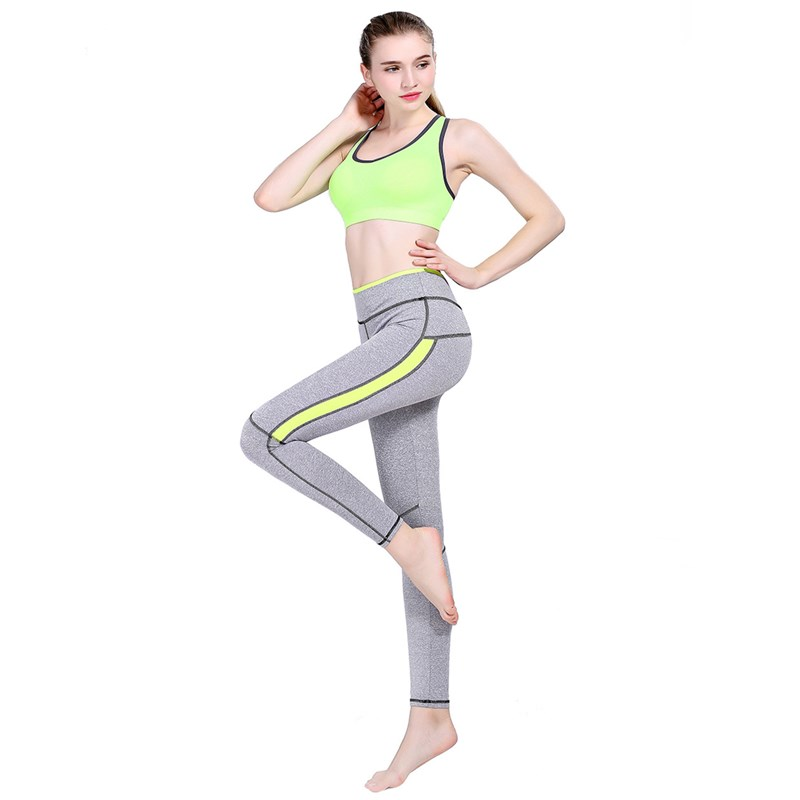 2020 Women Lady Activewear Legging Winter Light Grey Pink Pant Autumn High Waist Legging Soft 1081 American Original Orde