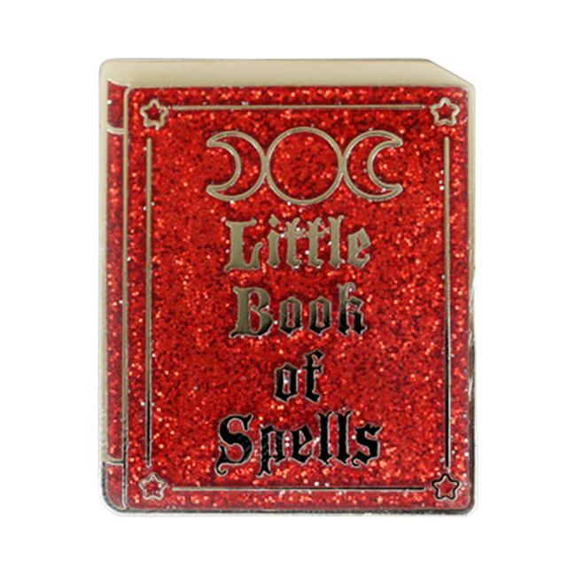 Spells Book Lapel Badge Enamel pin