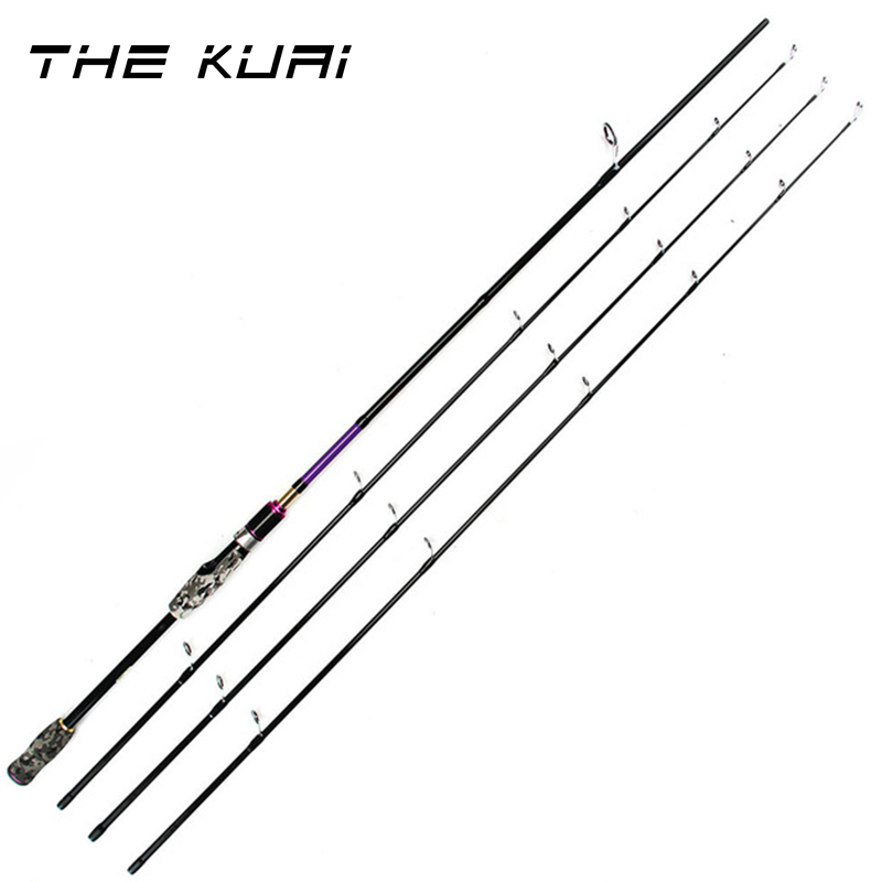 THEKUAI Spinning Fishing Rod 2.1m 2.4m 3 tips ML M MH 7 Carbon Fast Action Fishing Spinning Rod Lure Fishing RodsTHEKUAI Spinning Fishing Rod 2.1m 2.4m 3 tips ML M MH 7 Carbon Fast Action Fishing Spinning Rod Lure Fishing Rods