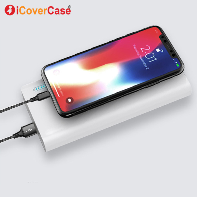 Micro USB Cable For Huawei Y3 Y6 Y9 2018 7A Pro Prime 7C P Smart Charging Charger 2 in 1 Cabo For IPhone 5 5s se 6 7 8 6s Plus X