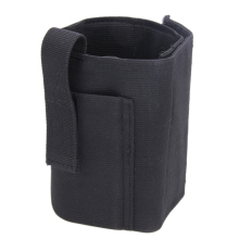 Tactical Padded Concealed Ankle Holster Strap Belt Ankle Leg Gun Holster Pouches Black Hunting Bag Belt Outdoor Tactical Gear