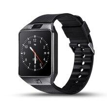 Neue tragbare geräte dz09 smart watch elektronik armbanduhr für xiaomi samsung telefon android smartphone gesundheit smartwatches