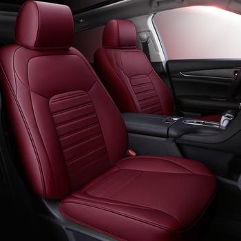 Special  customize     leather car seat covers  car styling  for  Honda Avancier Honda Vezel Honda Urv Honda Xrv