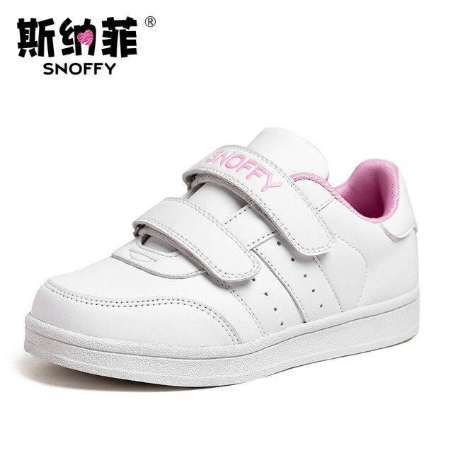 Weiße Jungen Sneaker In Snoffy Frühling Mädchen Tx154 Schuhe Us22 20Off Bootsschuhe Outdoor Casual Leder Kinder snoffy 86 Pu Sportschuhe v0nwm8ON
