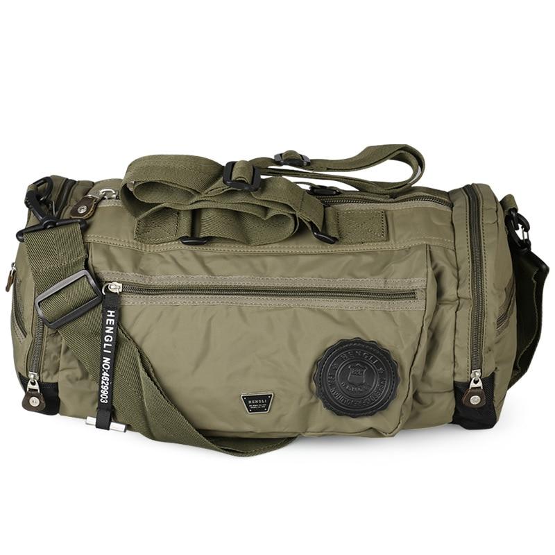 Ruil Men's Travel Bag қапталған Оксфорд - Багаж және саяхат сөмкелері - фото 3