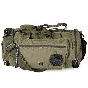 Image 3 - Ruil bolsa de viaje para hombre, bolsa de tela Oxford plegable, protege el portátil, impermeable, para viajes y ocio
