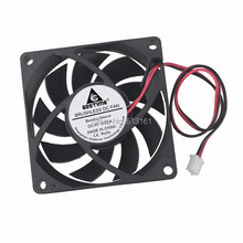 2 PCS Gdstime 7015S 5V 2 Pin 7cm 70x70x15mm 70mm Brushelss DC CPU Cooler Cooling Fan цена