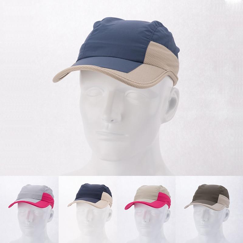 ̀ •́ Al aire libre sol sombrero gorra de béisbol de moda ...